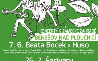 Benešov nad Ploučnicí akce